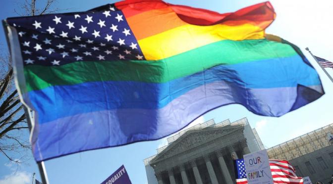 EEUU desafía a Dios y aprueba el casamiento entre personas del mismo sexo