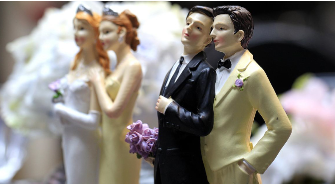 El apoyo al matrimonio gay llega a un histórico récord en EU