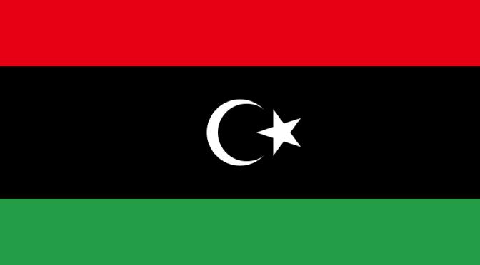Oremos por Libia