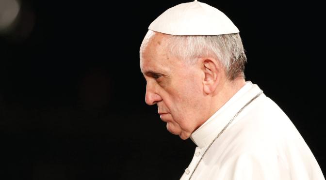 Francisco sostiene que el diablo no quiere la unión entre evangélicos y católicos