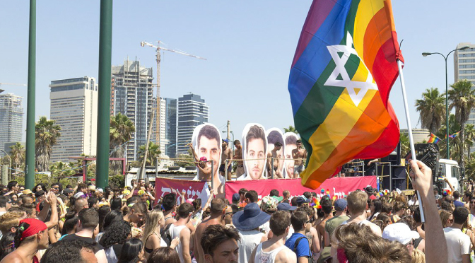 Tel Aviv celebra el día del orgullo gay con el mayor desfile de Asia