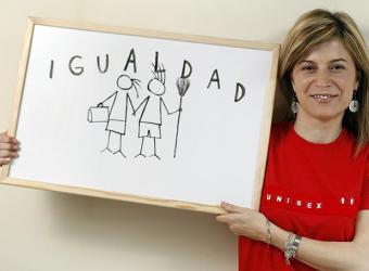 Una mujer moderna (Biviana Aído, del PPSOE a la ONU)
