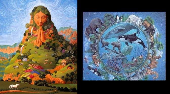 Ecología: Greenpeace y Panteísmo