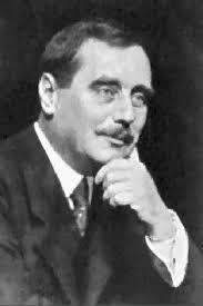 H. G Wells socialista fabiano, que nunca corregía al escribir, autor de La Guerra de los Mundos