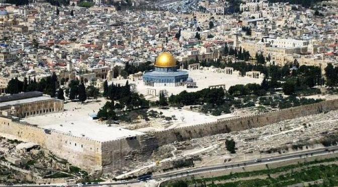 Israel avanza con la preparación para la reconstrucción del Tercer Templo
