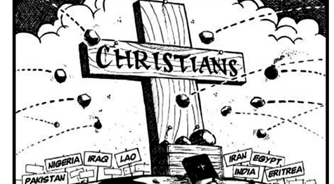 Persecución de Cristianos *Noticias*