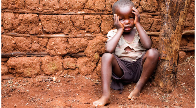 """Cómo ayudar a los niños traumatizados de Suazilandia a recuperarse de la """"guerra contra el SIDA"""""""