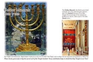 menorah-gallery instituto del templo