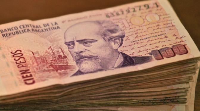 El fin del dinero físico. El ejemplo de la Argentina
