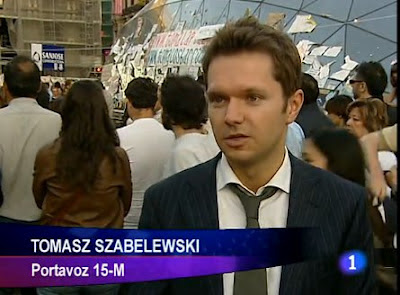 Szabelewski, del think tank elitista Everis en Informe Semanal
