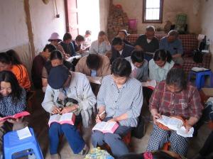 china house church 2005