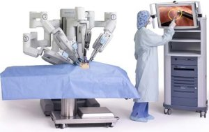 Robots que realizan operaciones quirurgicas