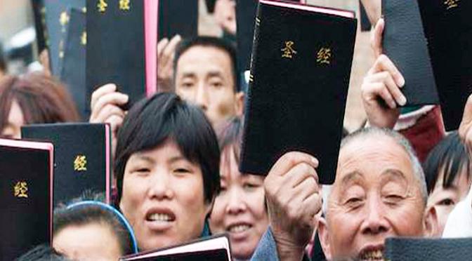 """El """"boom"""" de cristianos en China"""