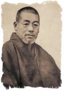 Mikao Usui, considerado el fundador del Reiki