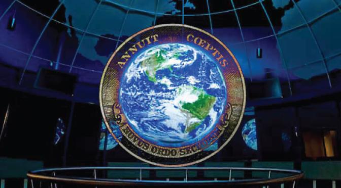 En la antesala del Gobierno Mundial