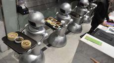 Robots Camarero…dentro de pocos años no podrás trabajar ni de eso