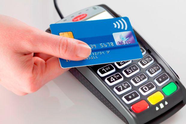 Tarjeta de débito / crédito con NFC