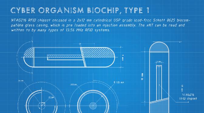 Un ruso se implanta un biochip en la mano