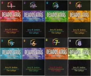 """Serie de libros de """"Dejados atrás"""""""
