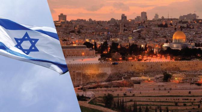 MILAGRO MODERNO DE DIOS – ISRAEL ES NACION DE NUEVO