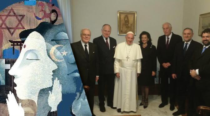 El Congreso Judío trabaja a nivel mundial en el diálogo con la Iglesia Católica