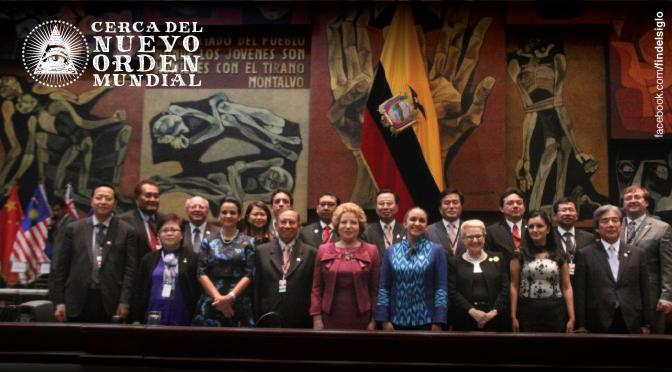 Abogan por nuevo orden mundial en clausura del Foro Asia-Pacífico