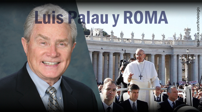 Luis Palau y ROMA