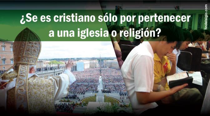 Diferencias entre Cristianismo y Catolicismo Romano