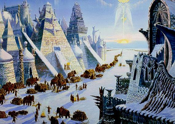 La mítica tierra de los hiperbóreos nace de antiguas leyendas e interesantes relatos de filósofos griegos, navegantes milenarios y pueblos ancestrales. (Fuente: Mundo desconocido)