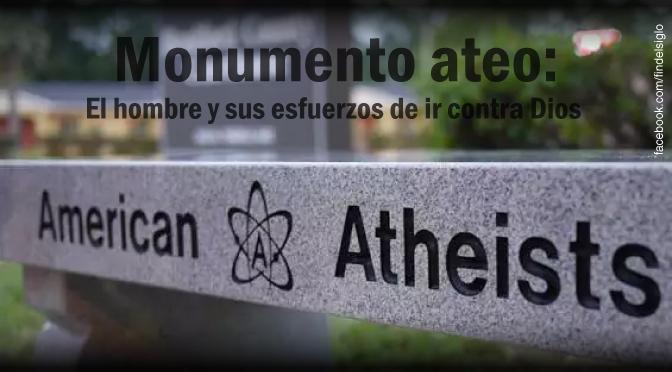 Ciudad de Starke EE.UU. tiene su monumento al ateísmo