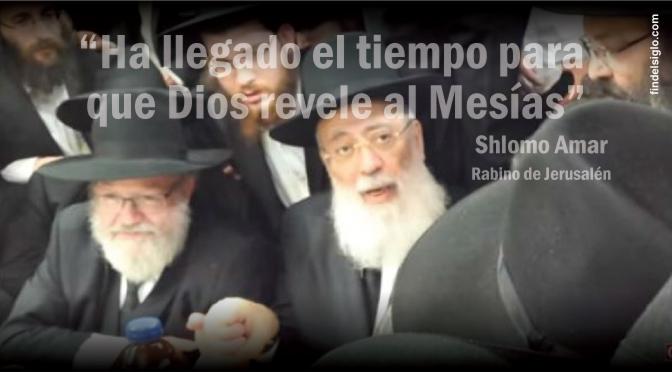 Rabinos piden a Dios que acelere la venida del Mesías