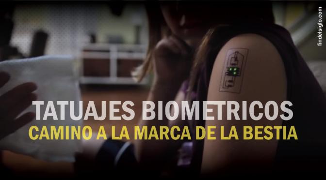 Nuevos avances en implantes de chips – tatuajes biométricos