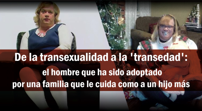 Un hombre de 52 años se transforma en una niña de seis