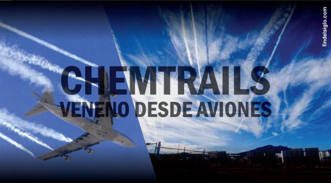Nos fumigan… ¡¿con aviones?!