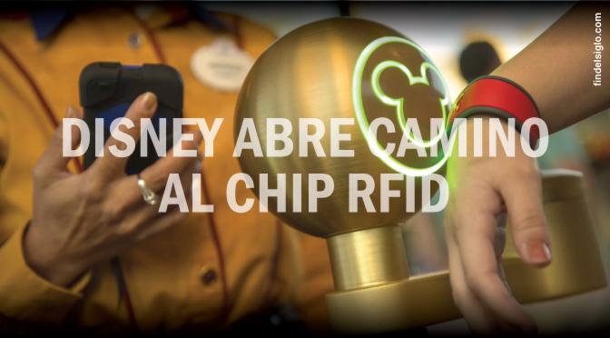 Disney nos muestra cómo funcionará el chip RFID de compra y venta