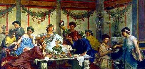 Fiesta-romana