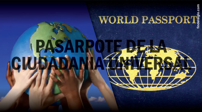 Ciudadanos del mundo: hacia un pasaporte universal