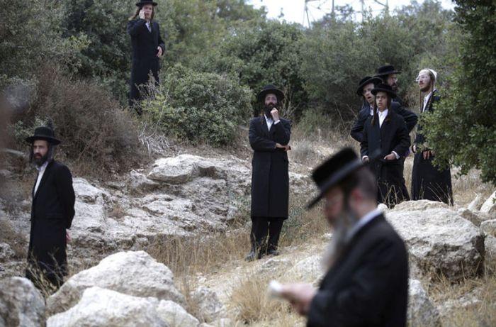 Israel-gente