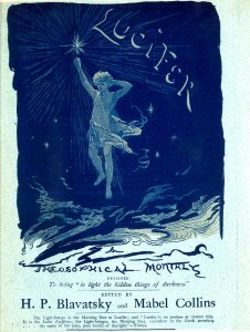 Lucifer 1887-1897 London, HP Blavatsky