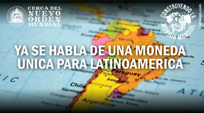 ¿Una moneda común para Latinoamérica?