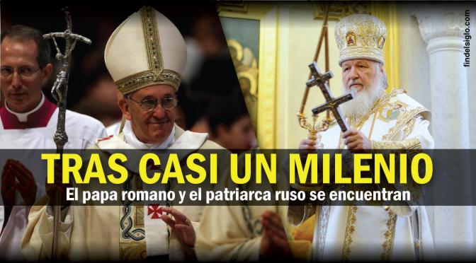 [ECUMENISMO] Francisco se reunirá con el Patriarca ortodoxo ruso