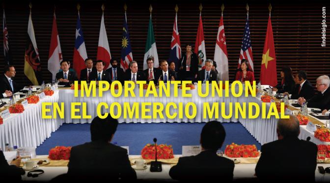 Doce países firman el Acuerdo de Asociación Transpacífico