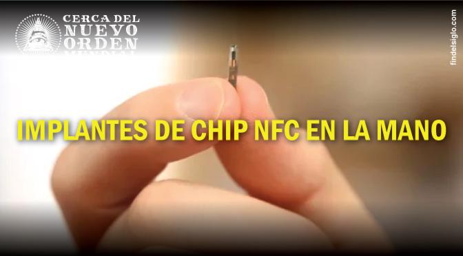 Chips en el cuerpo