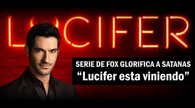 El mundo aclama la llegada de Lucifer