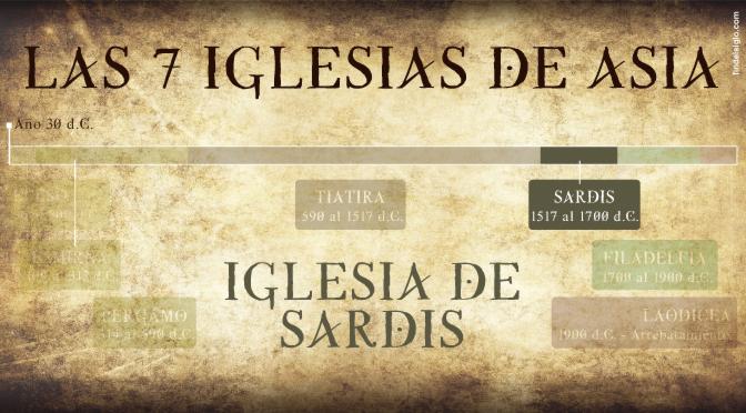 Estudio: Apocalipsis – Carta a las iglesias [5ta carta: SARDIS]