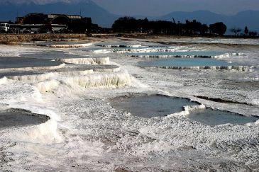 Aguas termales en Laodicea