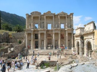 Biblioteca de Celso en Efeso