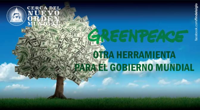 Greenpeace: La otra cara de la organización