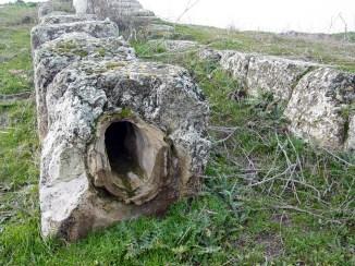 Cañerías para aguas termales en Laodicea