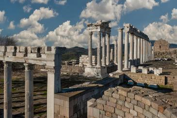 Ruinar del templo de Trajano